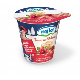 Whole milk yogurt...