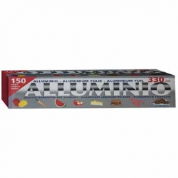 Aluminiumfolie mit Box 150...