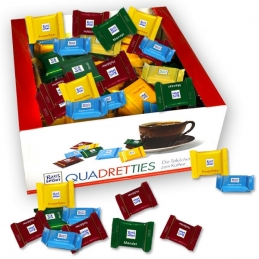 Ritter Sport Quadretties...