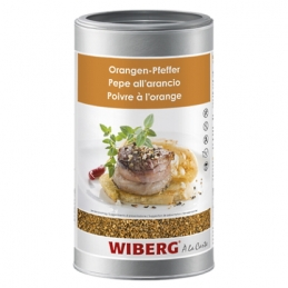 Orange-pepper seasoning mix...