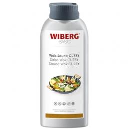 Wok sauce Curry 740g Wiberg
