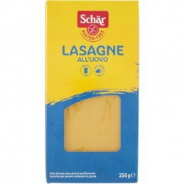 Gluten-free lasagne sheets...