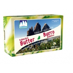 Butter from Dobbiaco 200g...