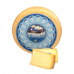 Tilsit semi-hard cheese...