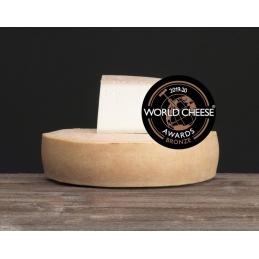 Caprea goat's milk cheese...