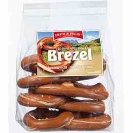 Pretzel 5 pieces per pack...