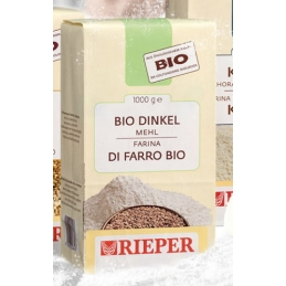 Organic spelled flour 1 kg...