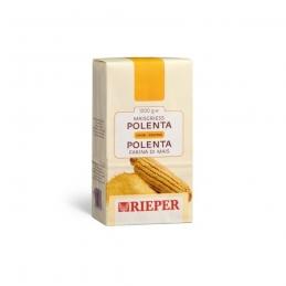 Polenta flour corn semolina...