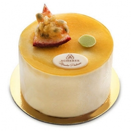 Dessert Passionsfrucht -...