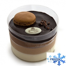 Dessert 3 Schokoladen im...