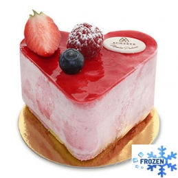 Dessert Himbeer-Herz (12 x...