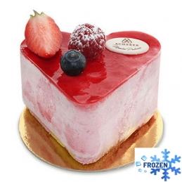 Dessert Raspberry-Heart (12...