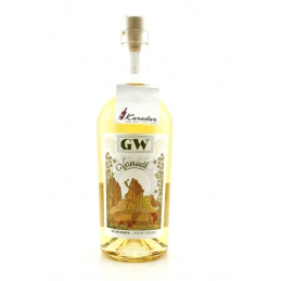 Vermouth GW Weiss 15% Brennerei Roner