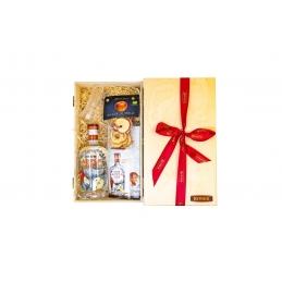 Kiku Apple Gin - gift box n.1 Roner Distillery