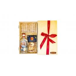 Kiku Apple Gin - gift box...