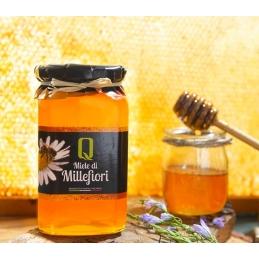 Wildflower honey 400g...