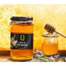 Orange honey 400g...