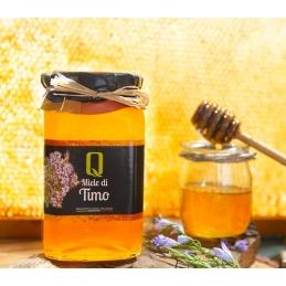Thyme honey 400g...