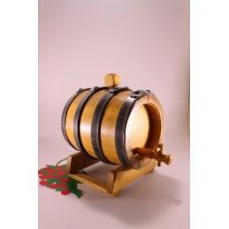 Eichenholzfass 2 Liter für...