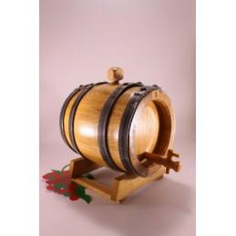 Eichenholzfass 3 Liter für...