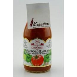Tomatensauce Basilikum mit...