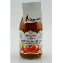 Salsa Pomodoro Arrabbiata e...