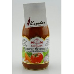 Tom. Sauce Mediterranea...