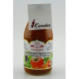 Tomatensauce Ortolana mit...