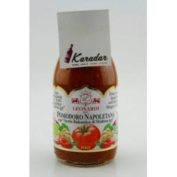 Tomatensauce Napoletana mit...