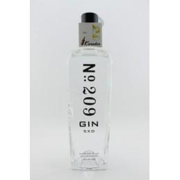 Gin No. 209 London Dry Gin...