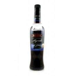 Myrtillo Blueberry liqueur...