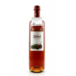 Zirbel Stone pine liqueur 38% Roner Distillery