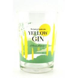 Glas für Gin Yellow Gin...
