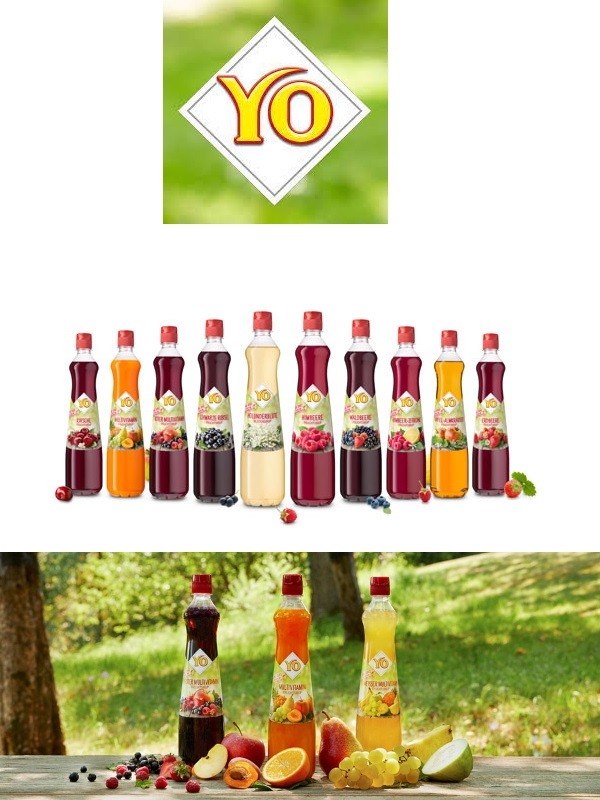 YO Fruit Sirup