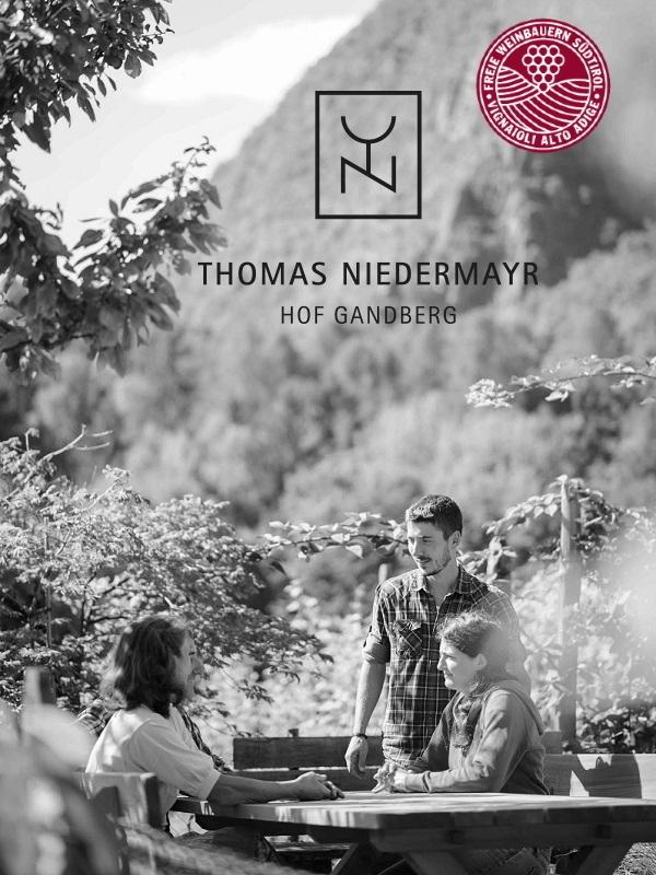 Gandberg Thomas Niedermayr BIO