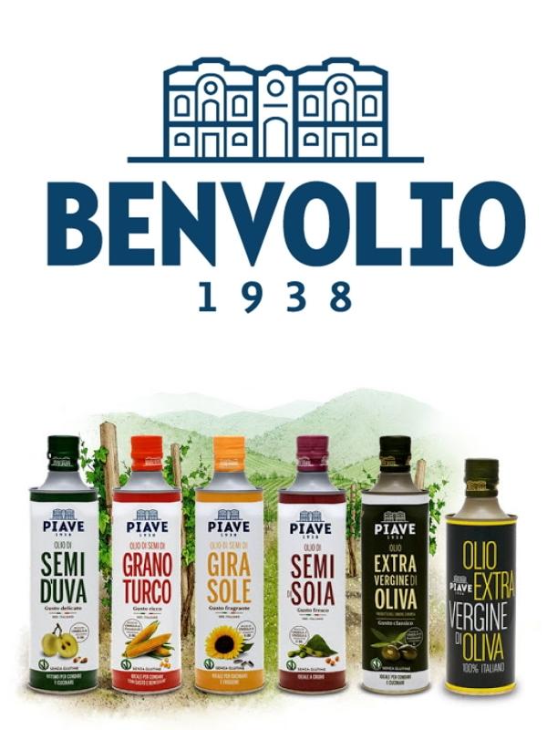 Oleificio Benvolio 1938