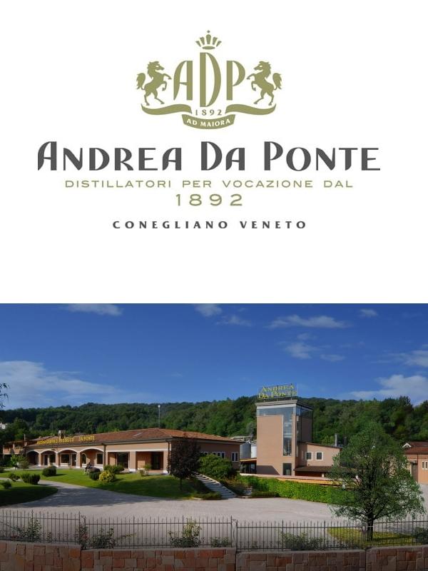 Andrea da Ponte Distillery