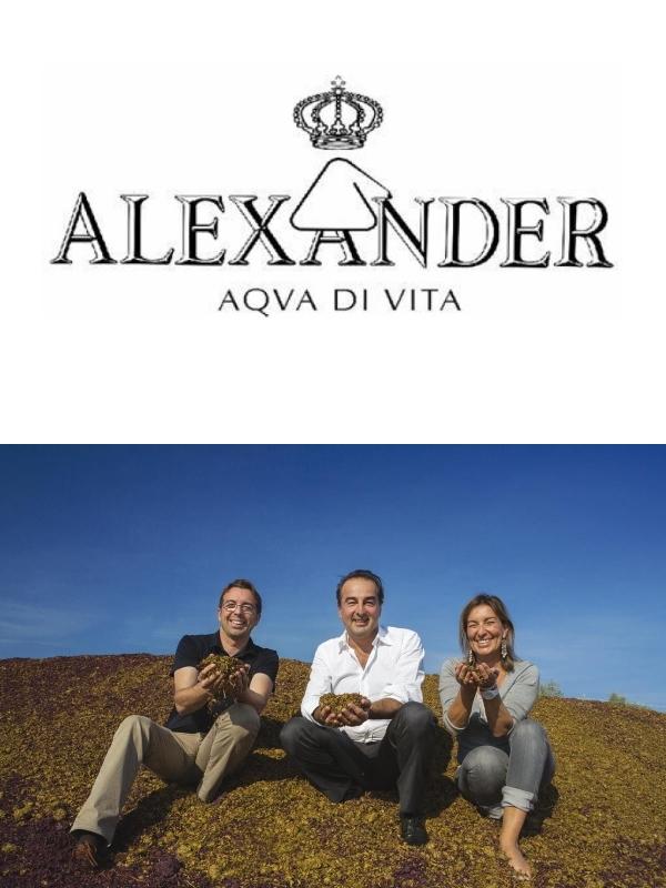 Alexander Bottega Distillery