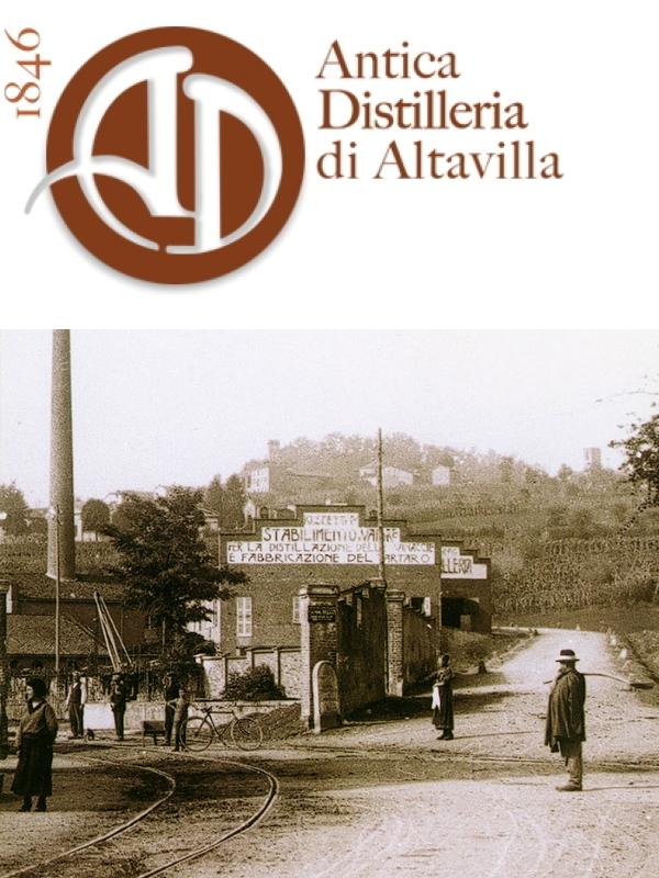 Altavilla Distillery