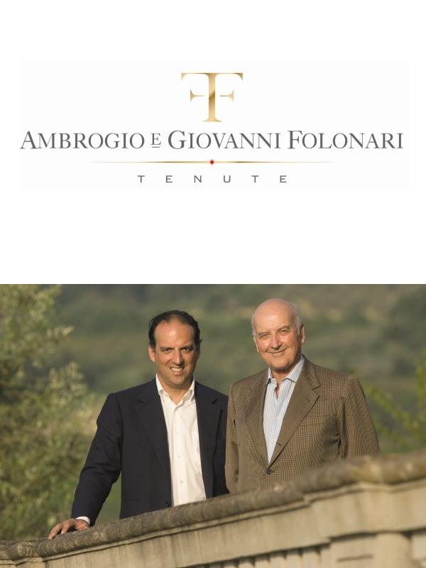 Cabreo Ambrogio e Giovanni Folonari