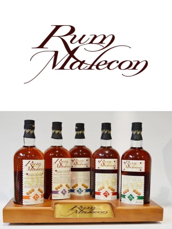 Malecon Ron de Guatemala