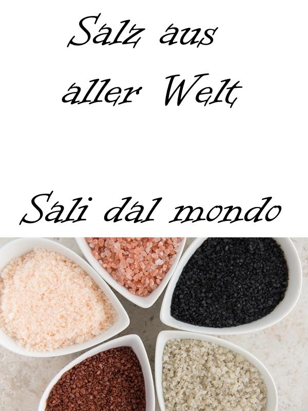 Salt worldwide