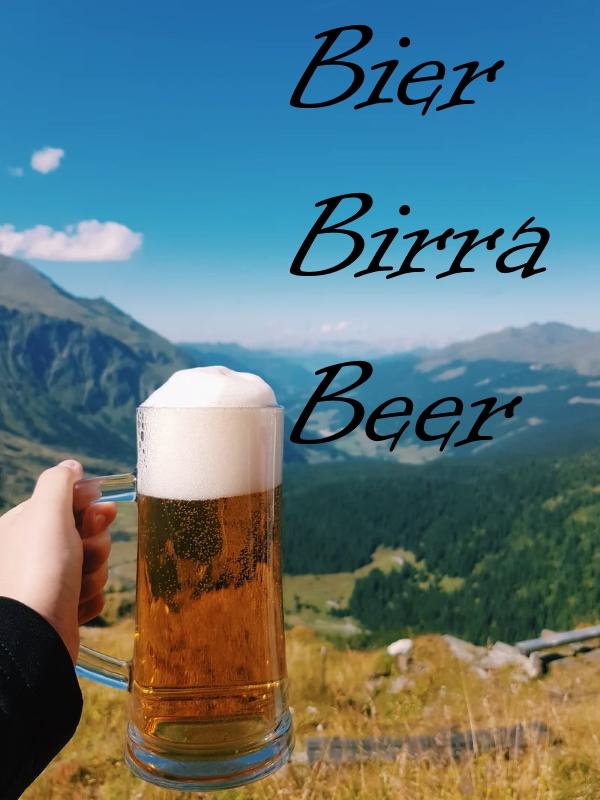 Bier Birra Beer