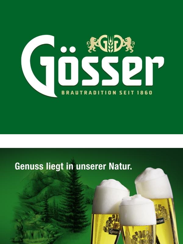 Gösser Beer