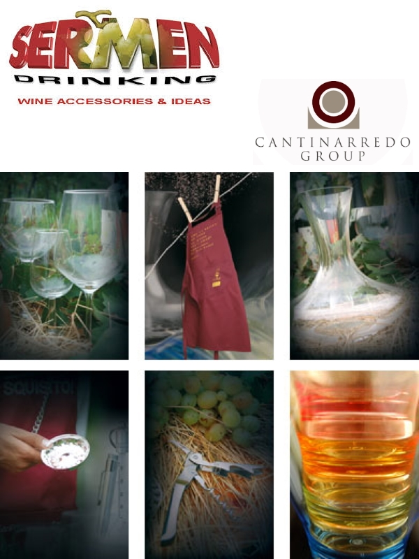 Sermen Drinking - Cantina Arredo Group
