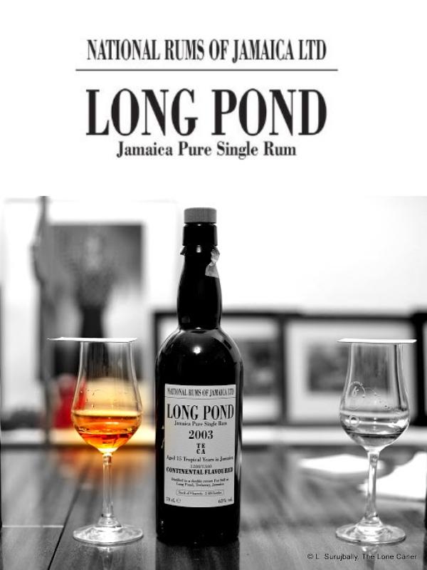 Long Pond Rum