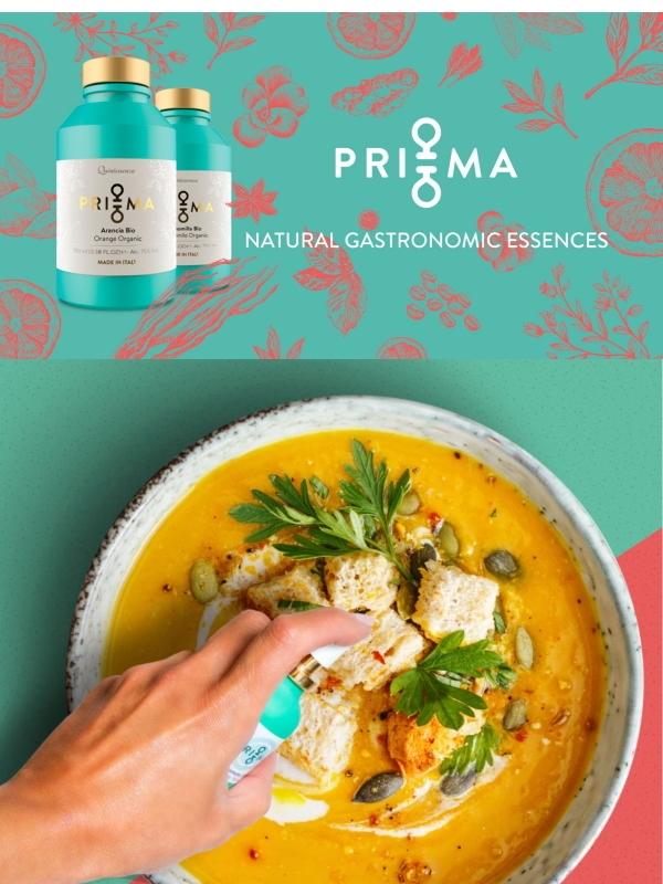PRI.MA natural gastronomic essences BIO