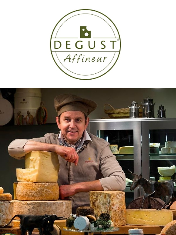 Degust Cheese Affineur