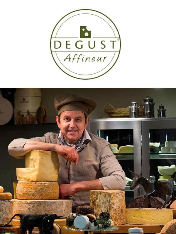 Degust Cheese Affineur