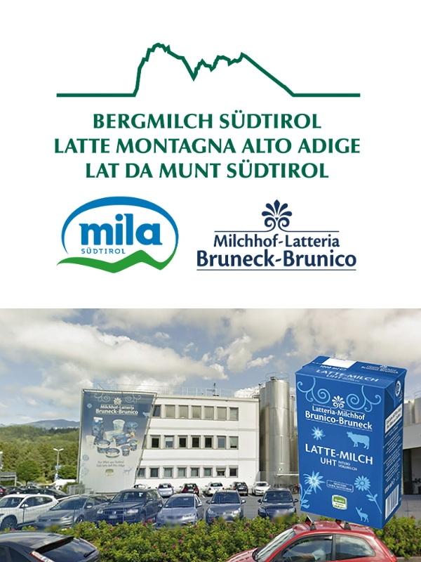 Milchhof Bruneck - Latteria Brunico